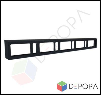 16x160 CNC KASA (KAPAKLI)