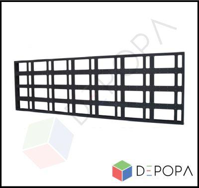 48x256 CNC KASA (KAPAKLI)