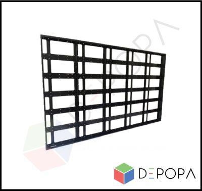 96x160 CNC KASA (KAPAKLI)