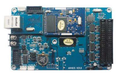 C-Power 2200 Ethernet Kontrol Kartı