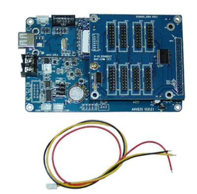 C-Power 3200 USB Kontrol Kartı