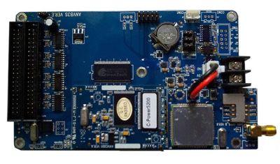 C-Power 5200 GPRS Kontrol Kartı