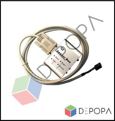 C10 ve C30 için Sensör Kutusu