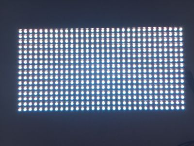 FULL RENK RGB P10 KAYAN YAZI LED EKRAN MODÜL PANEL