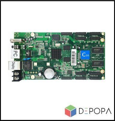 HD C10C (Hubsiz) RGB KONTROL KARTI