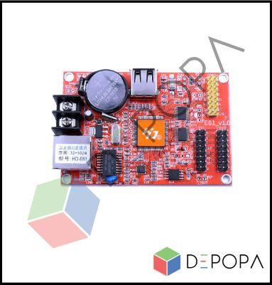 HD E61 Tek Renk Kontrol Kartı