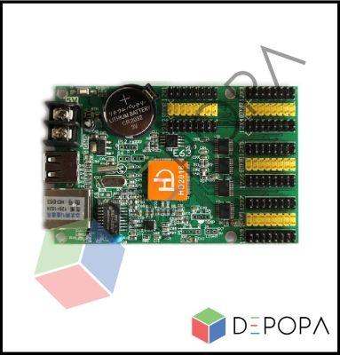 HD E63 Tek Renk Kontrol Kartı