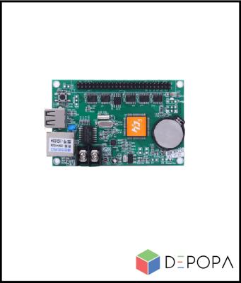 HD E64 Tek Renk Kontrol Kartı