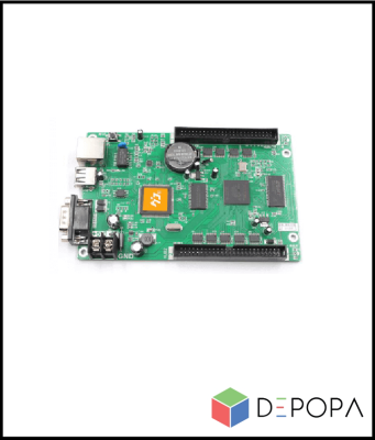HD E66 Tek Renk Kontrol Kartı
