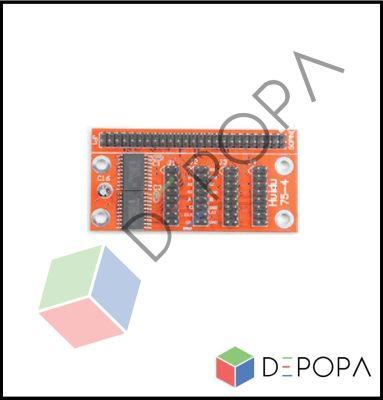 HD HUB75-05 Kontrol Kartı Hubı