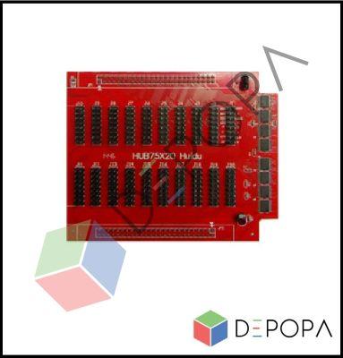 HD HUB75-20 Kontrol Kartı Hubı