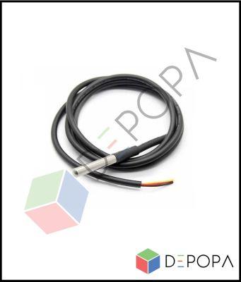 HD Kartlar için Isı Sensörü (Tek Renk)