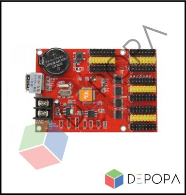 HD U63 Tek Renk Kontrol Kartı
