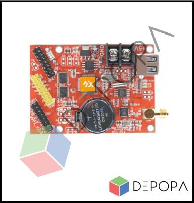 HD W61 Tek Renk Kontrol Kartı
