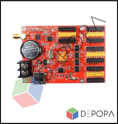 HD W63 Tek Renk Kontrol Kartı