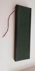 P7,62 HAT GÜZERGAH TABELASI (DIP LED-Sarı) - Thumbnail